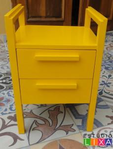 Criado mudo reforma amarelo3
