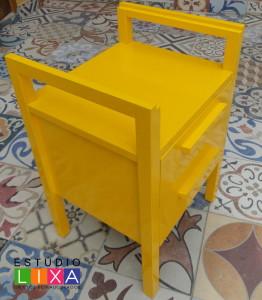 Criado mudo reforma amarelo4