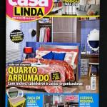Revista Casa Linda 01/2016 – entrar o ano na CAPA!