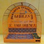 Desafio Estúdio Lixa da vez…Ressignificar uma gaiola!
